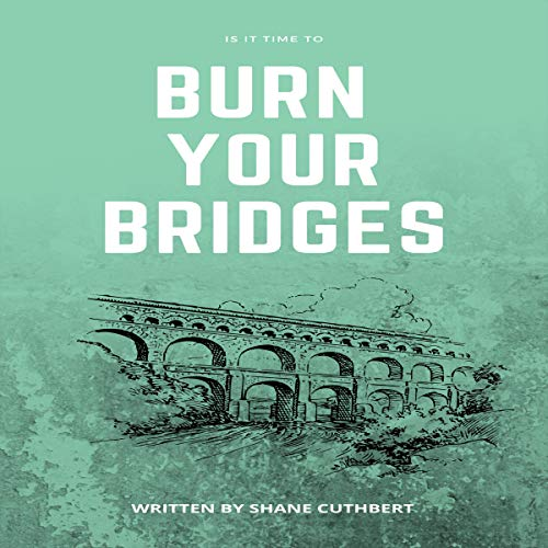 Is It Time to Burn Your Bridges cover art
