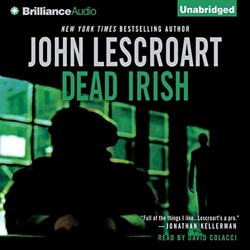 Dead Irish audiobook cover art