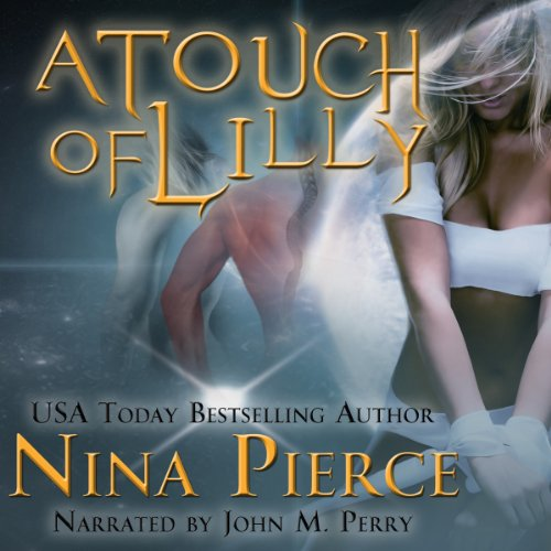 A Touch of Lilly audiobook cover art