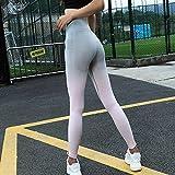ShFhhwrl Mujer Leggins Leggings Sin Costuras De Cintura Alta para Mujer, Pantalones De Yoga, Mallas De Gimnasio para Entrenamiento, Mallas Deportivas para Yoga