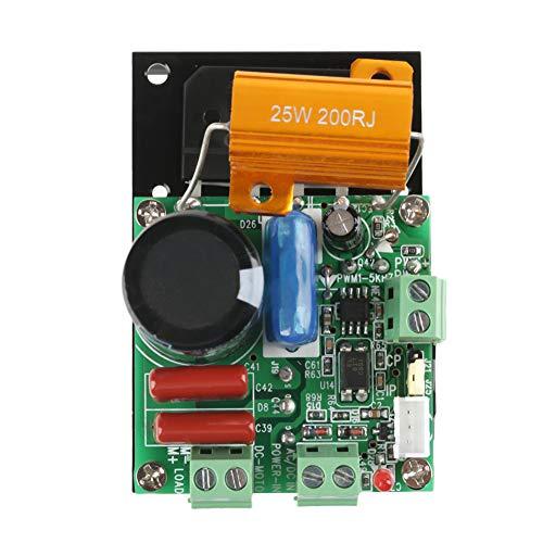Jadpes motorcontroller, DM-1105S-L12V 24V 48V 110V 400W DC borstelmotorcontroller voor Hydroponics inline-kanaal-afvoer-plafondventilatoren AC-snelheden besturingsmodule dimmerregelaar