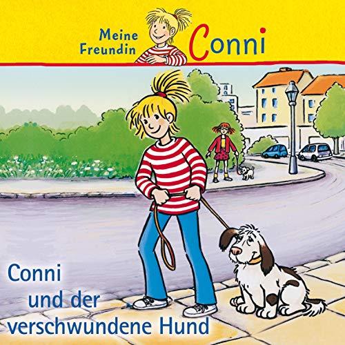 Conni und der verschwundene Hund Titelbild