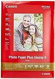 Canon PP-201 - Papel Fotográfico DIN A3+ (330 x 483mm), brillante, 260g/m2, 20 hojas