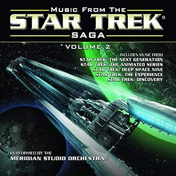 Music From The Star Trek Saga Volume 2