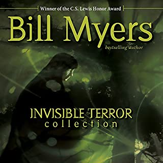 Invisible Terror Collection audiobook cover art
