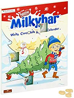Milkybar White Chocolate Advent Calendar 85G Case Of 2