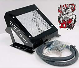 Wild Boar ATV Parts er Honda Rancher 420 07-13 & Foreman 500 12-13 w/Screen (Silver)