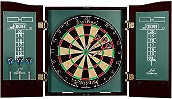 EastPoint Sports Derbyshire Bristle Dartboard