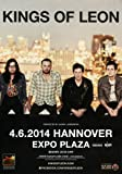 Kings of Leon - Youth and Young, Hannover 2014 »