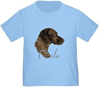 Hungarian Vizsla Toddler T-Shirt Toddler Tshirt