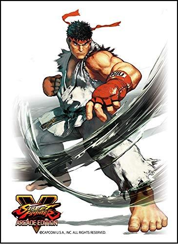 ブロッコリーキャラクタースリーブ STREET FIGHTER V「リュウ」