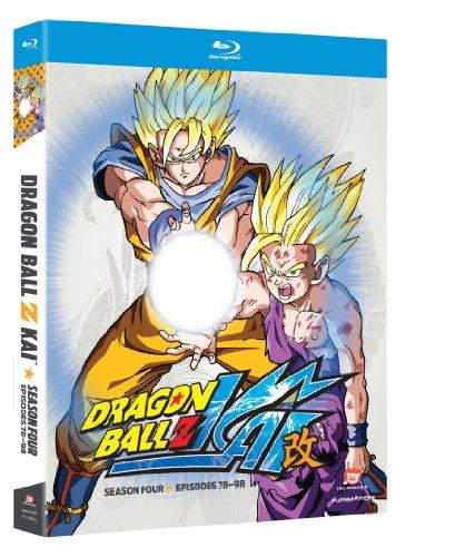 Dragon Ball Z Kai - Season 4 [Blu ray] [Blu-ray]