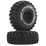 Duratrax Deep Woods CR 1.9' Crawler Tires C3 (2), DTXC4017