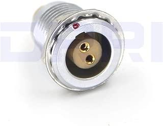 DRRI 0B FGG Egg 2Pin 3Pin 4Pin 5Pin 6Pin 7Pin 9Pin Push Pull Circular Connector (2Pin, Socket)