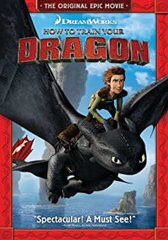 DVD How to Train Your Dragon Book