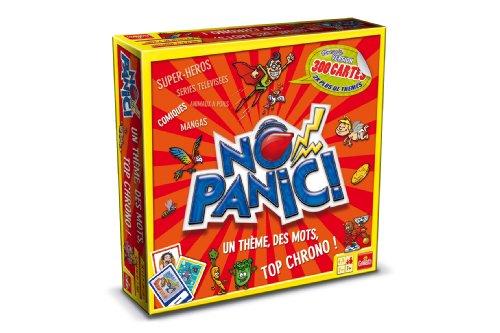 Goliath - Jeu de société - No Panic