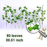 Zoom IMG-2 edera finta pianta artificiale rampicante