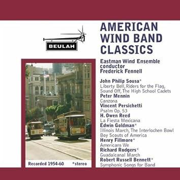 American Wind Band Classics