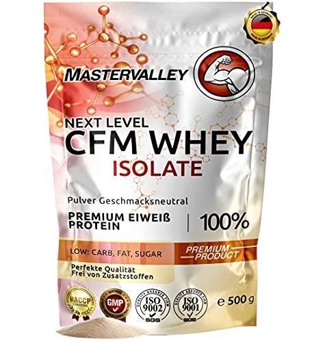 Whey Isolat | Proteinpulver | Eiweiß |...
