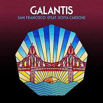 San Francisco (feat. Sofia Carson)