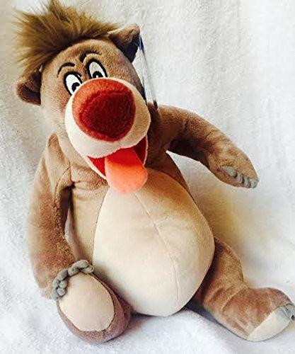 Authentic Disney, The Jungle Book, Scratching Baloo douce poupée en peluche