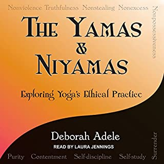 Yamas & Niyamas cover art