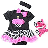 ZIYIUI Un Conjunto de Ropa para Muñecas para Muñecas de 20 - 22 Pulgadas Baby Girl Clothing a Juego Doll Baby Girl Clothing Matching Set de ropita de Pijama niñas a Partir de 3 años