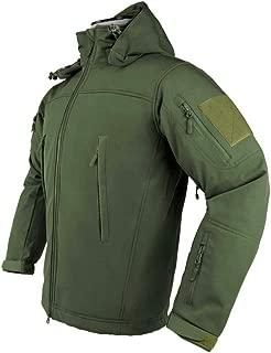 NcSTAR CAJ2968GM Vism Delta Zulu Jacket – Green – Medium