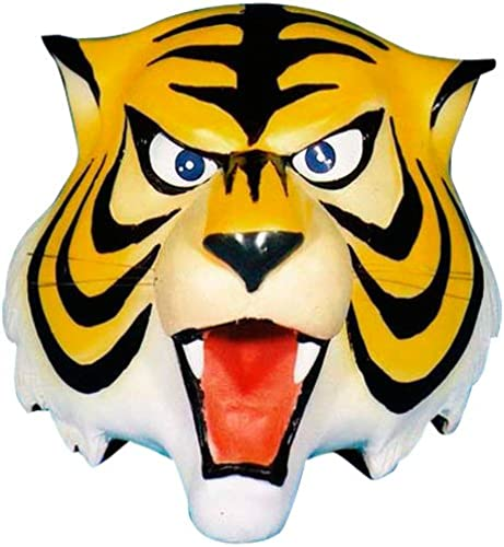 100% a estrenar con calidad original. Rubber mask Tiger mask mask mask (japan import)  saludable