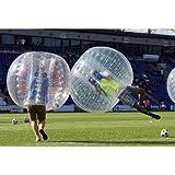 gr-tech strumento® 1,5m corpo gonfiabile Bumper Zorb Pallone da calcio uomo Bubble Soccer Ball
