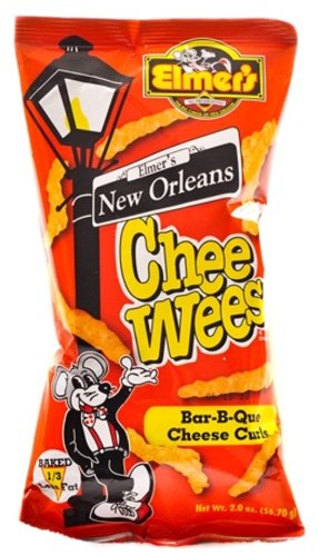 New Orleans CheeWee Chips (Barbeque)