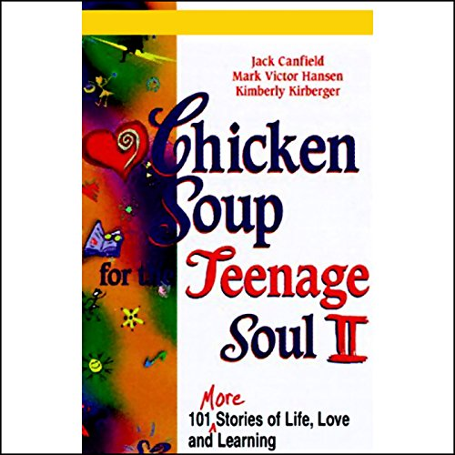 Chicken Soup for the Teenage Soul II audiobook cover art