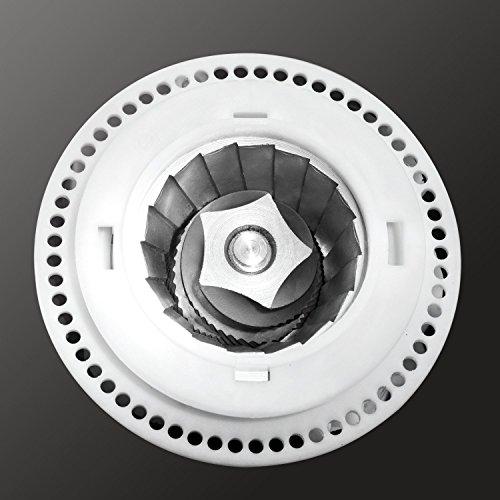 Krups - EA8105 - Machine à Café Automatique avec Buse Vapeur 'Cappuccino' - Blanc