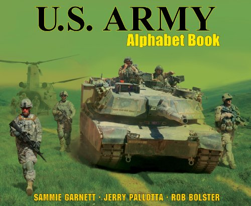 U.S. ARMY Alphabet Book