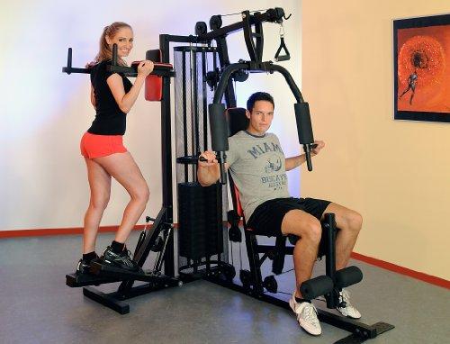 Christopeit Profi Center de Luxe Fitness-Station kaufen  Bild 1*