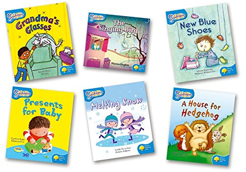Oxford Reading Tree: Level 3: Snapdragons: Pack (6 books, 1 of each title)の詳細を見る