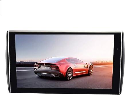 Porta Tv Auto.Amazon It Porta Tv Poggiatesta Universale Auto Elettronica