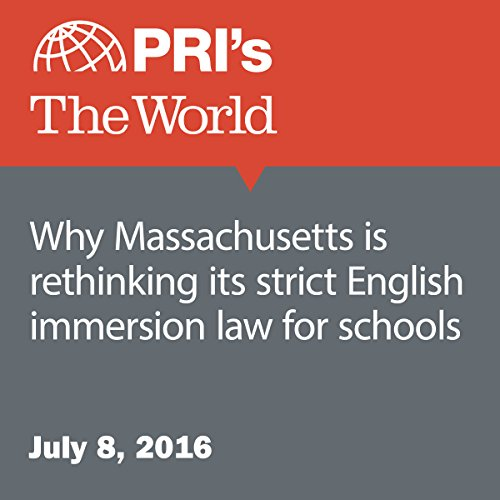 Why Massachusetts Is Rethinking Its Strict English Immersion Law for Schools cover art
