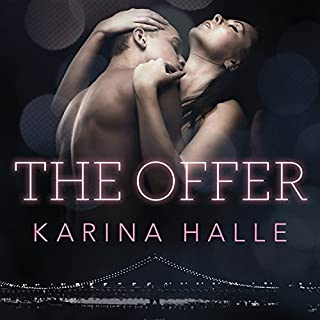 The Offer audiobook cover art
