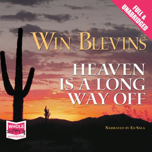 Heaven Is a Long Way Off audiobook cover art