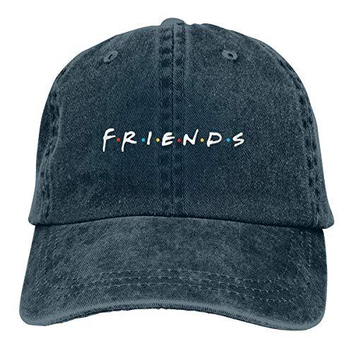 Hoswee Baseballmütze Hüte Kappe Friends Unisex Truck Baseball Cap Adjustable Hat Military Caps