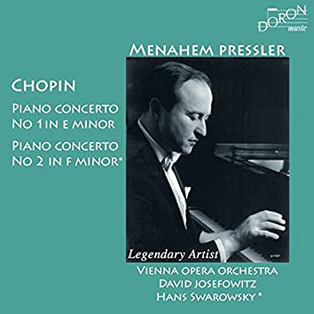 Menahem Pressler: Chopin
