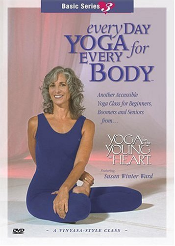 Every Day Yoga for Every Body by Susan Winter Ward and class