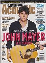 Guitar World Acoustic Magazine (No.65 -2003) (John Mayer Gets Serious)