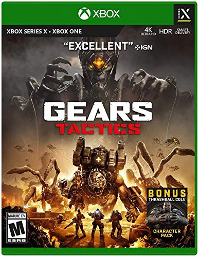 Gears tactics - xbox series x & xbox one