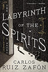 Books Set in Barcelona: The Labyrinth of the Spirits by Carlos Ruiz Zafón. barcelona books, barcelona novels, barcelona literature, barcelona fiction, barcelona authors, best books set in barcelona, spain books, popular books set in barcelona, books about barcelona, barcelona reading challenge, barcelona reading list, barcelona travel, barcelona history, barcelona travel books, barcelona packing, barcelona books to read, books to read before going to barcelona, novels set in barcelona, books to read about barcelona