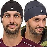 Helmet Liner Sweat Wicking Skull Cap Beanie. Ultimate Performance Moisture Wicking. Fits Under Helmets