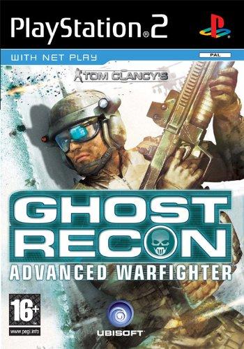 PS2 TOM CLANCY'S GHOST RECON : ADVANCED WARFIGHTER (EU)