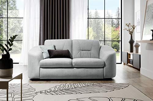 Sofá cama de piel de lujo Masta 2