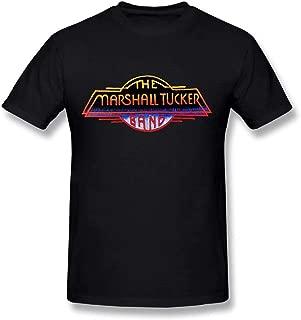 LYYYSDA The Marshall Tucker Band Men's Fashion T-Shirt